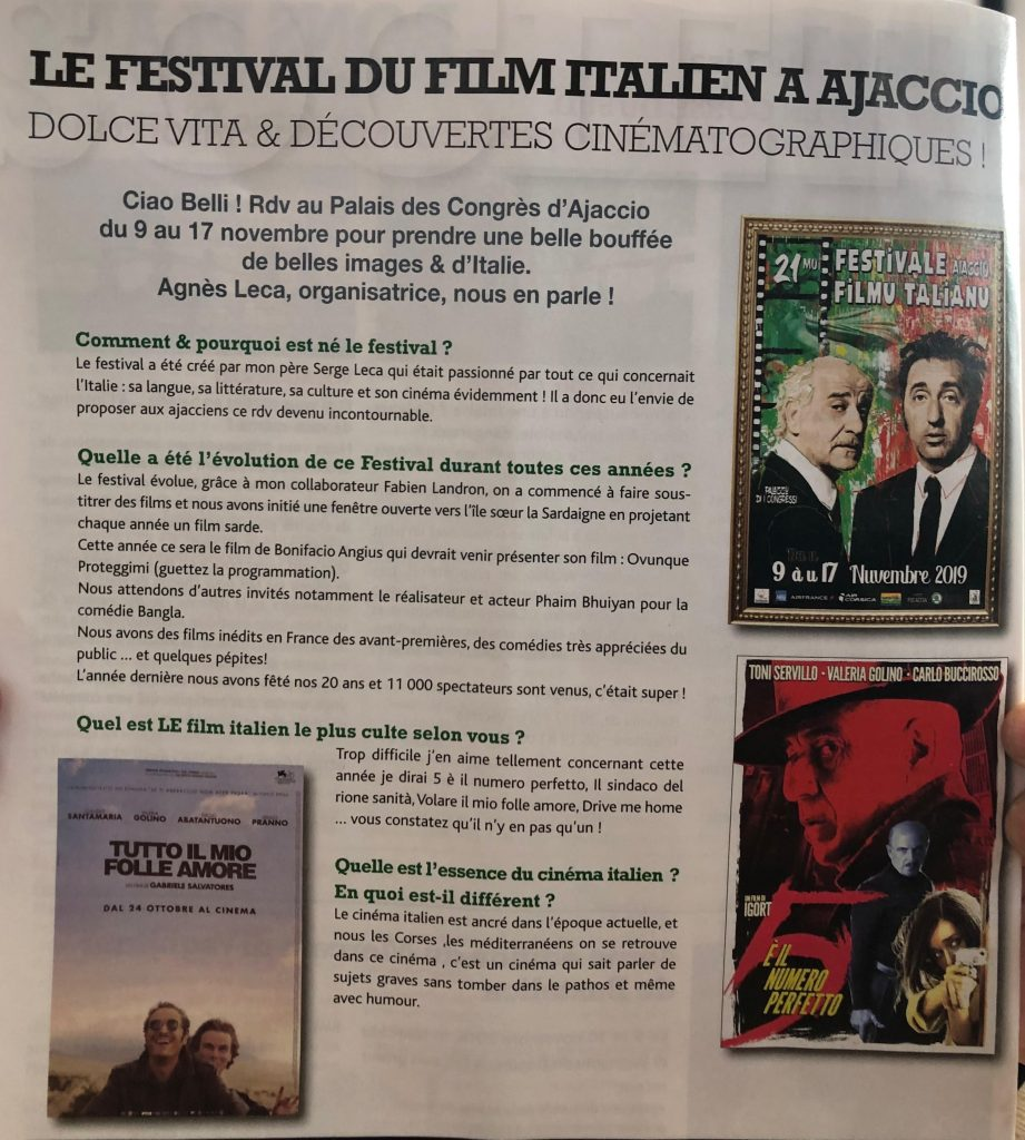 article in piazza magazine 2019