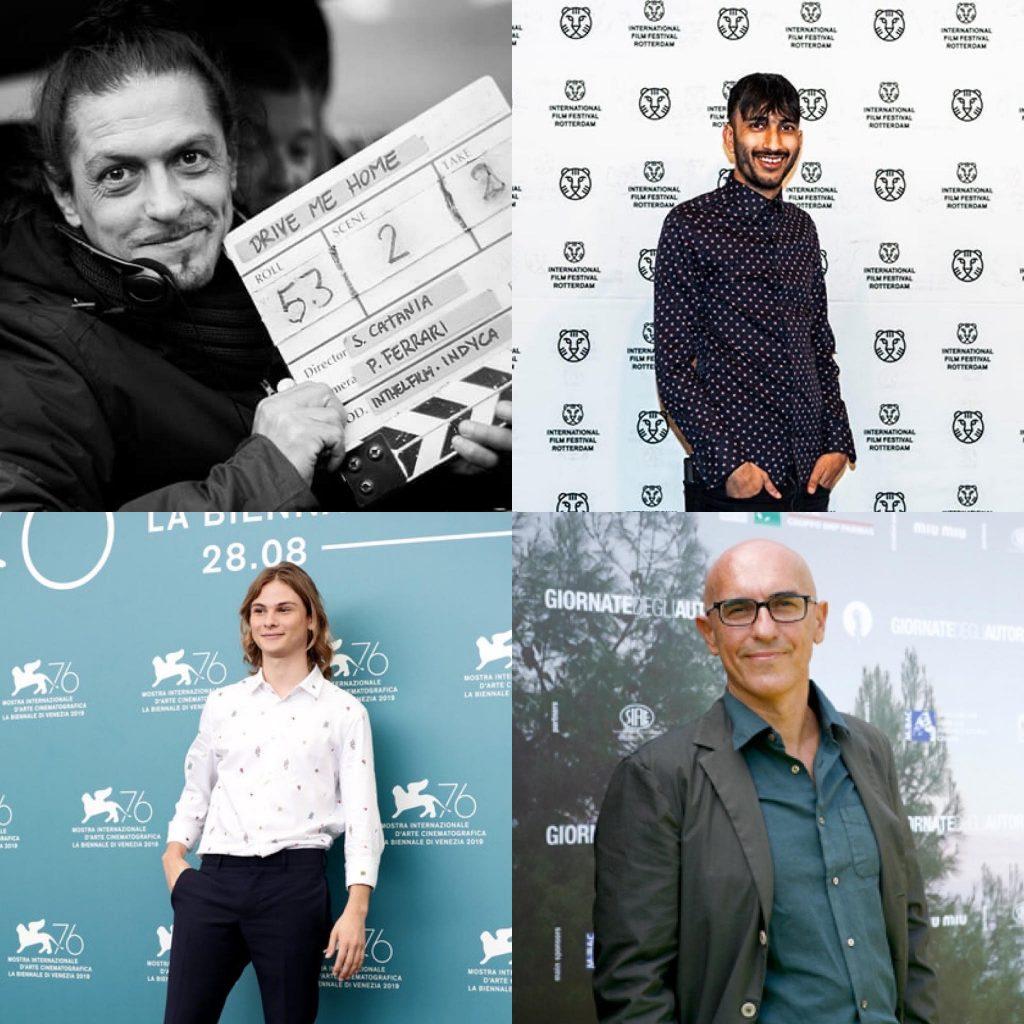 Les invités du festival du film italien